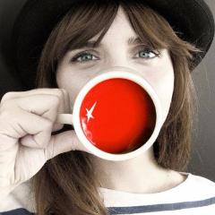 """Clown Nose"" Mug"