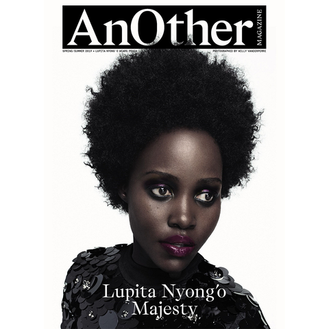 ANOTHER Magazine Spring/Summer 2019, Lupita Nyong'o