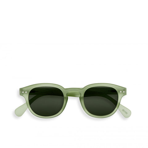 """C"" Peppermint Sunglasses"