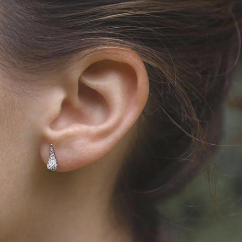 """Directly"" Mono Ear Stud"