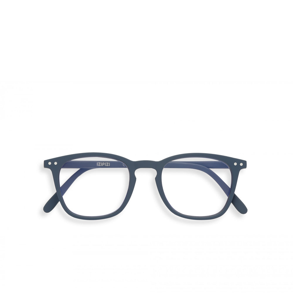"""E"" Grey Screen Reading Glasses"