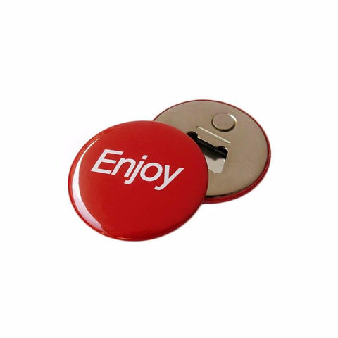 """Enjoy"" Bottle Opener"