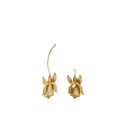 """Fuchsia"" Earrings - ARCHIVES"