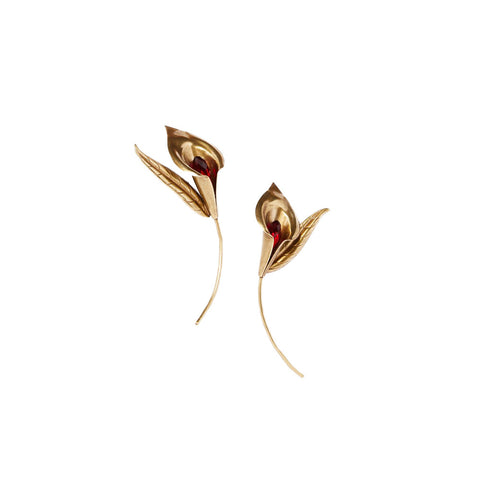 """Lily"" Earrings - ARCHIVES"