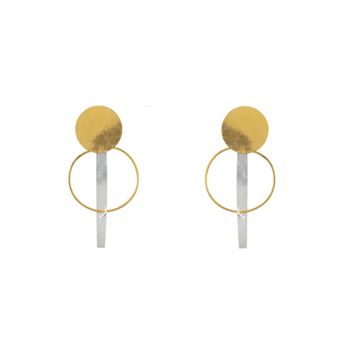 """Krikoi"" Earrings"
