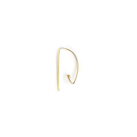 """Lily Gold"" Ear Wrap"