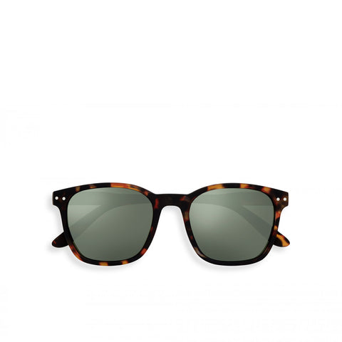 """NAUTIC"" Tortoise Polarized Sunglasses"