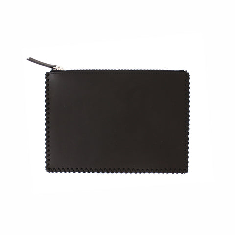 """Pélican S Clutch"" Black"