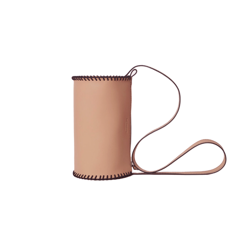 """ROULE S"" NUDE BAG"
