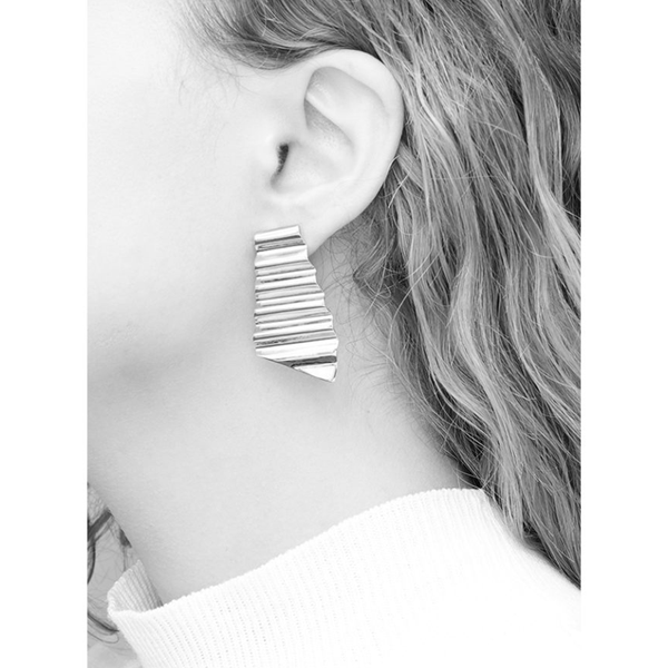"""Small Eero Earrings"" Kamaleon"