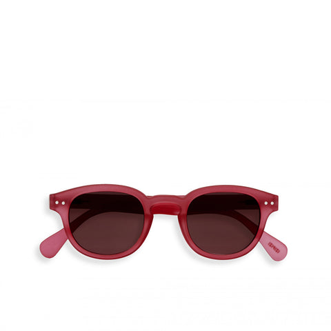 """C"" Sunset Pink Sunglasses"