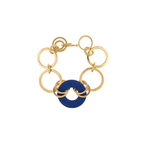 """Tribale Statement Ring"" Bracelet"