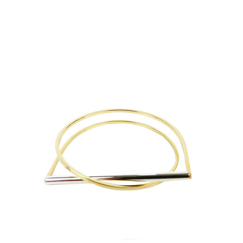 """Stick Spiral"" Bangle - ARCHIVES"