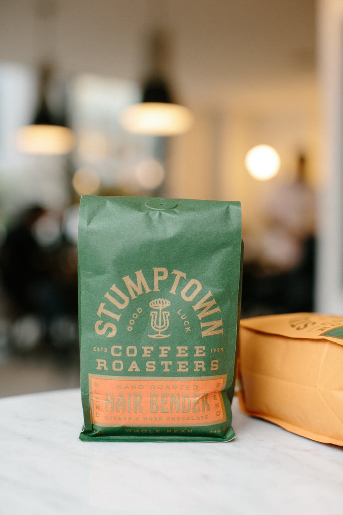 Stumptown Hair Bender Coffee