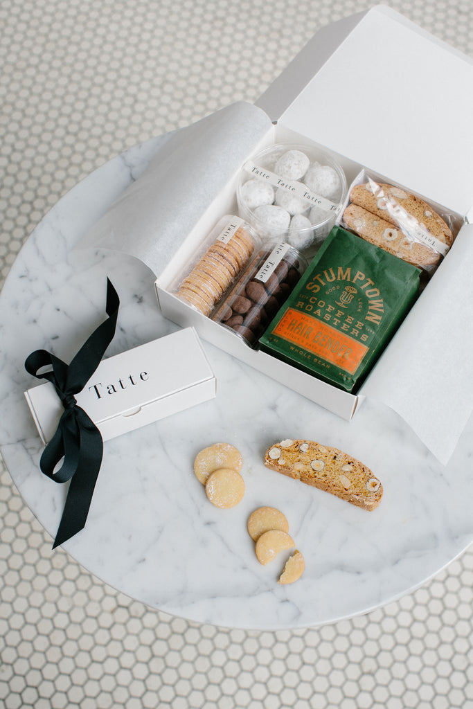 Tatte Coffee & Sweets Box