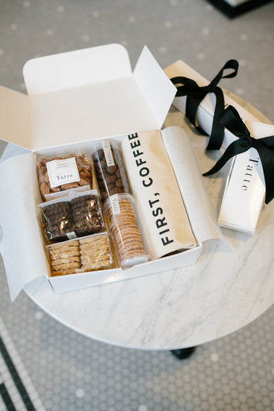 Tatte Cookies & Tote Gift Box