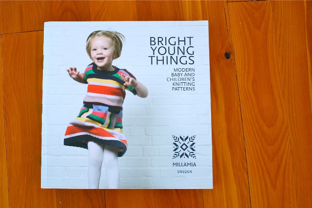 e99f7d9701dc2 Bright Young Things  Modern Baby and Children s Knitting Patterns ...