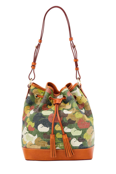 Camouflage Duck Drawstring