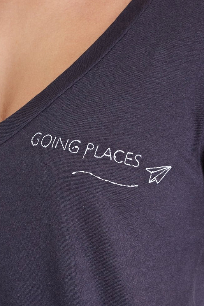 "The Aiden ""Going Places"" Tee"