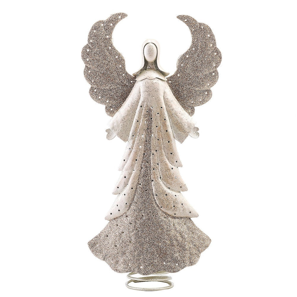 "Member's Mark 16"" Pre-Lit Decorative LED Tree Topper, Angel"