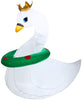 Holiday Time 3 FT Wide Graceful Swan Christmas Inflatable