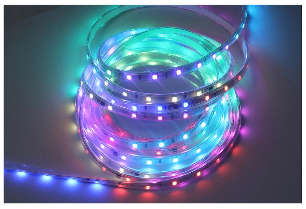 Holiday Show Home LED Light Strip 20 FT Color Changing Bluetooth App Lights
