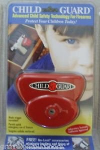 Gun Safety Trigger Lock Child Guard CS-100 Firearm Hunting 12 Pack