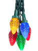 LightShow Color Motion C9 Lights Set of 24, Multicolor