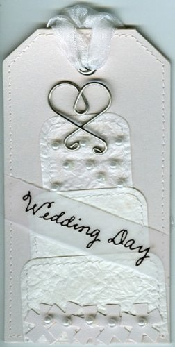 Rebecca Sower Ek Success Fresh Tags Wedding day RSGT015