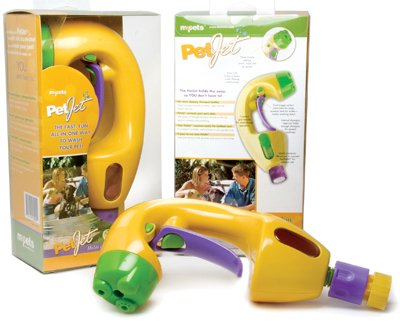 Petjet Out Washer dog cat cleaner portable washer accessory