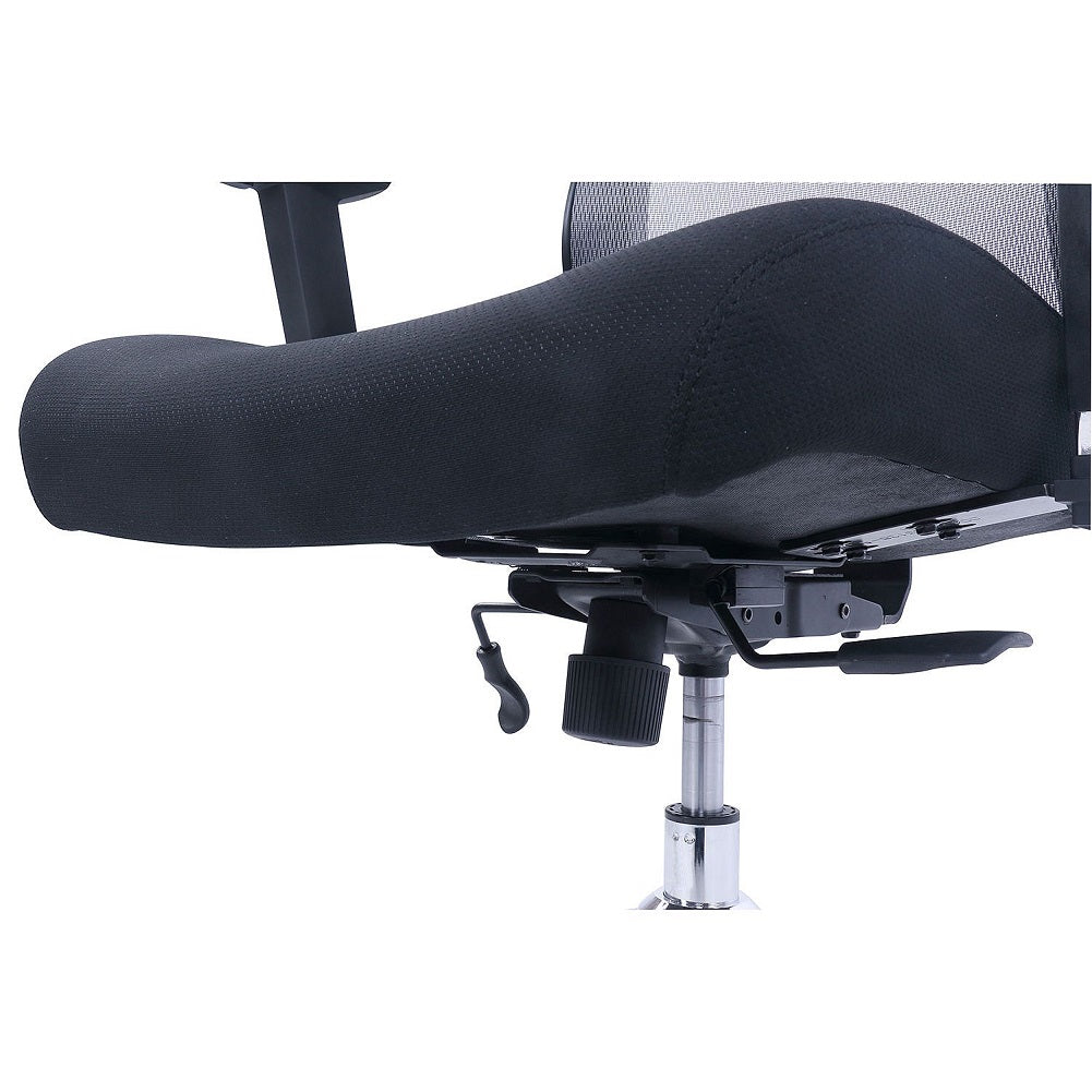 Wellness By Design Mesh Task Chair Supports Up To 275 Pounds My