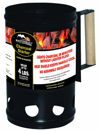 Masterbuilt 20100110 Charcoal Starter (Discontinued by Manufacturer)