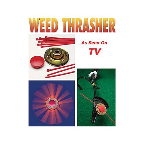 Case of 24 Weed Thrashers Retail of up to $19.95 Each