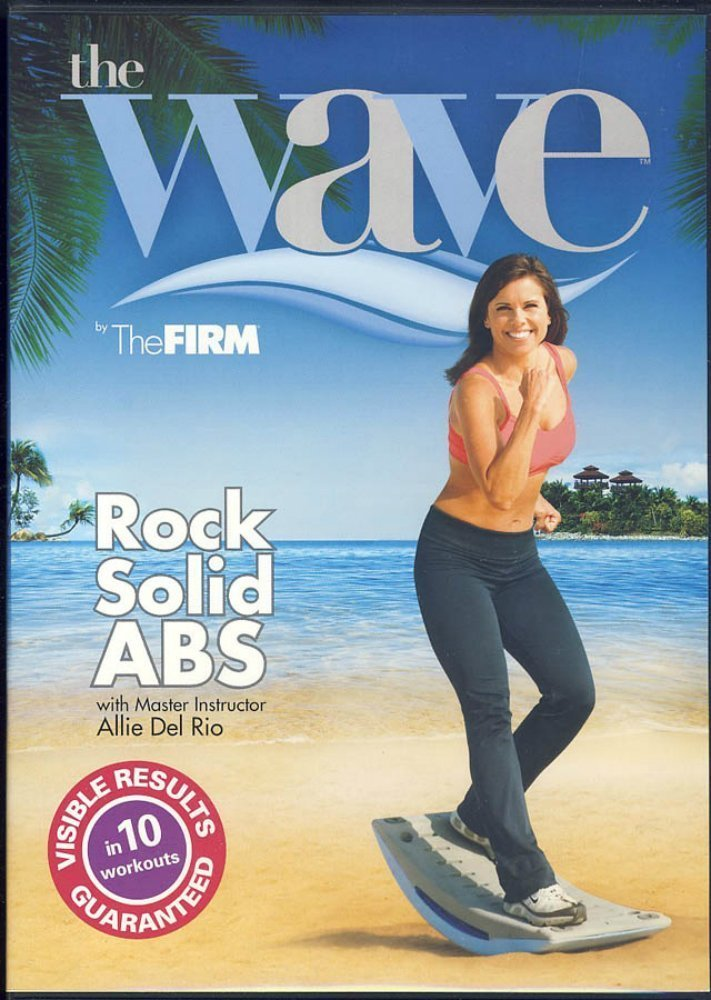 Rock Solid Abs the Firm the WAVE [DVD] [2002]