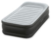 Intex Twin Deluxe Pillow Rest Fiber-Tech Raised Airbed