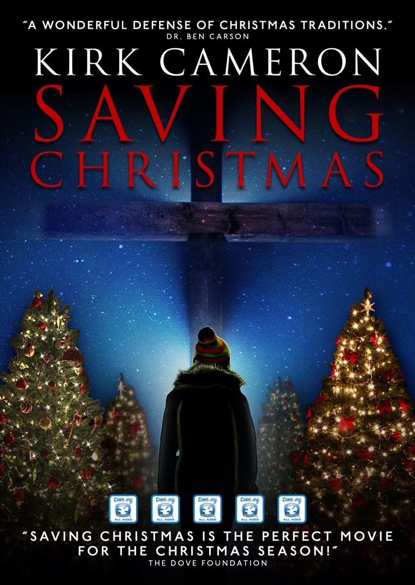 Saving Christmas [DVD] [2015]