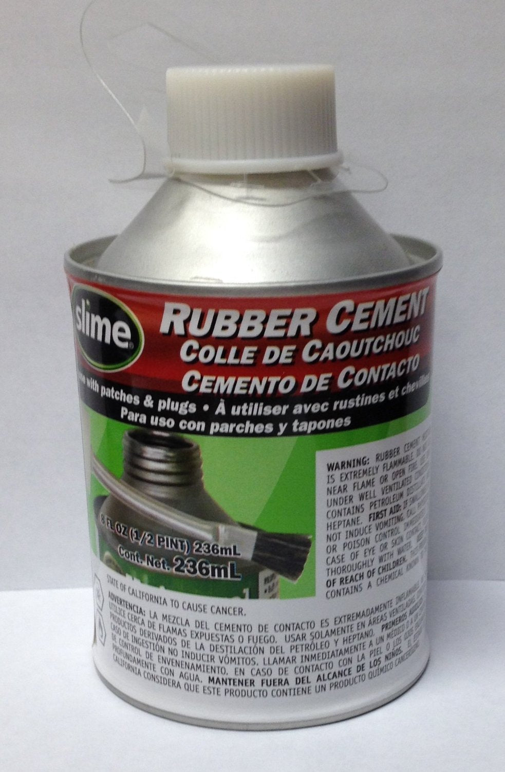 Slime 24042 Rubber Cement 8 OZ