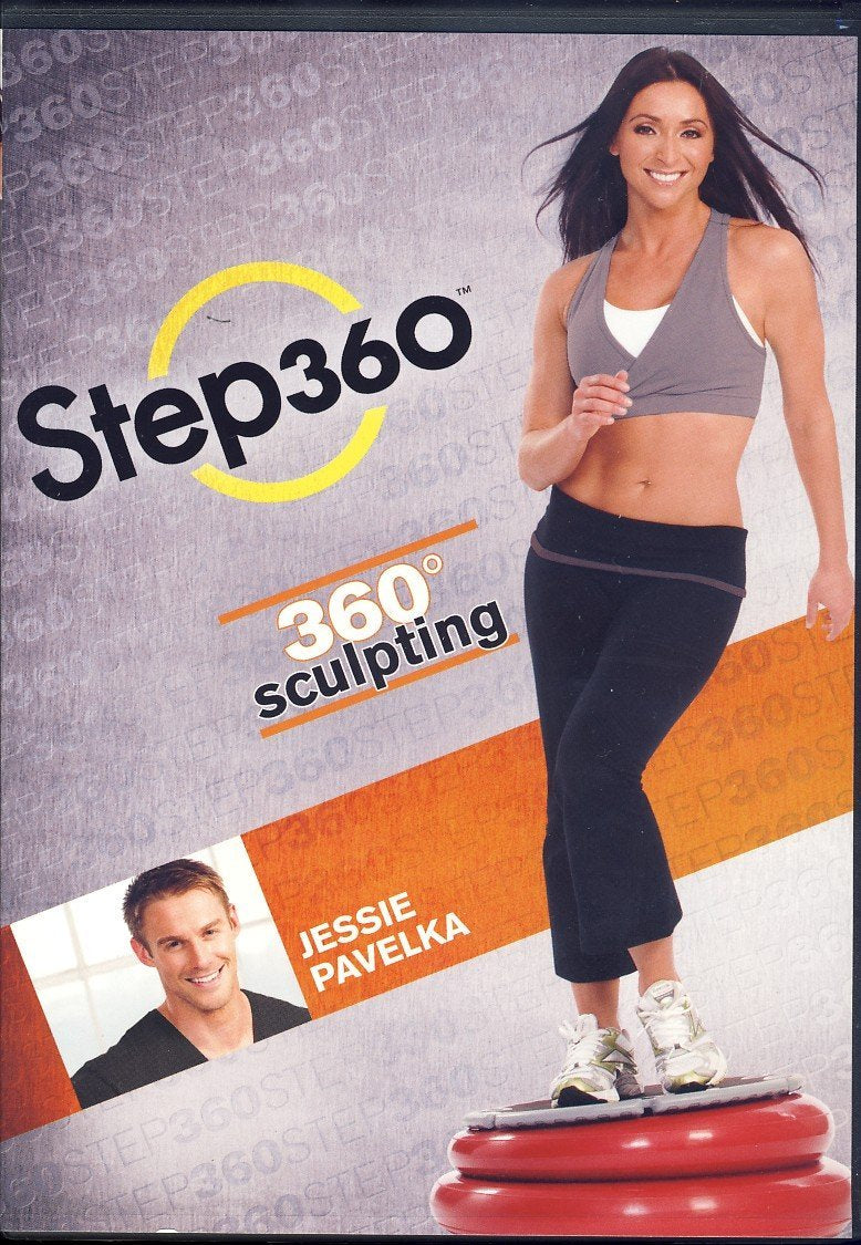 Step 360 - 360 Sculpting - Jessie Pavelka [DVD] [2010]