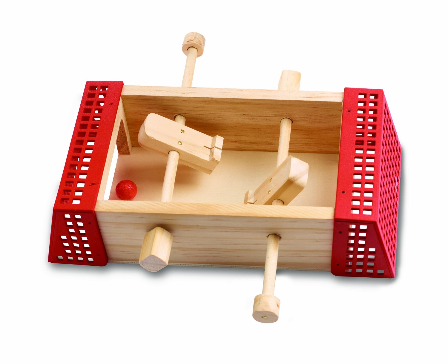 Red Tool Box Mini Soccer
