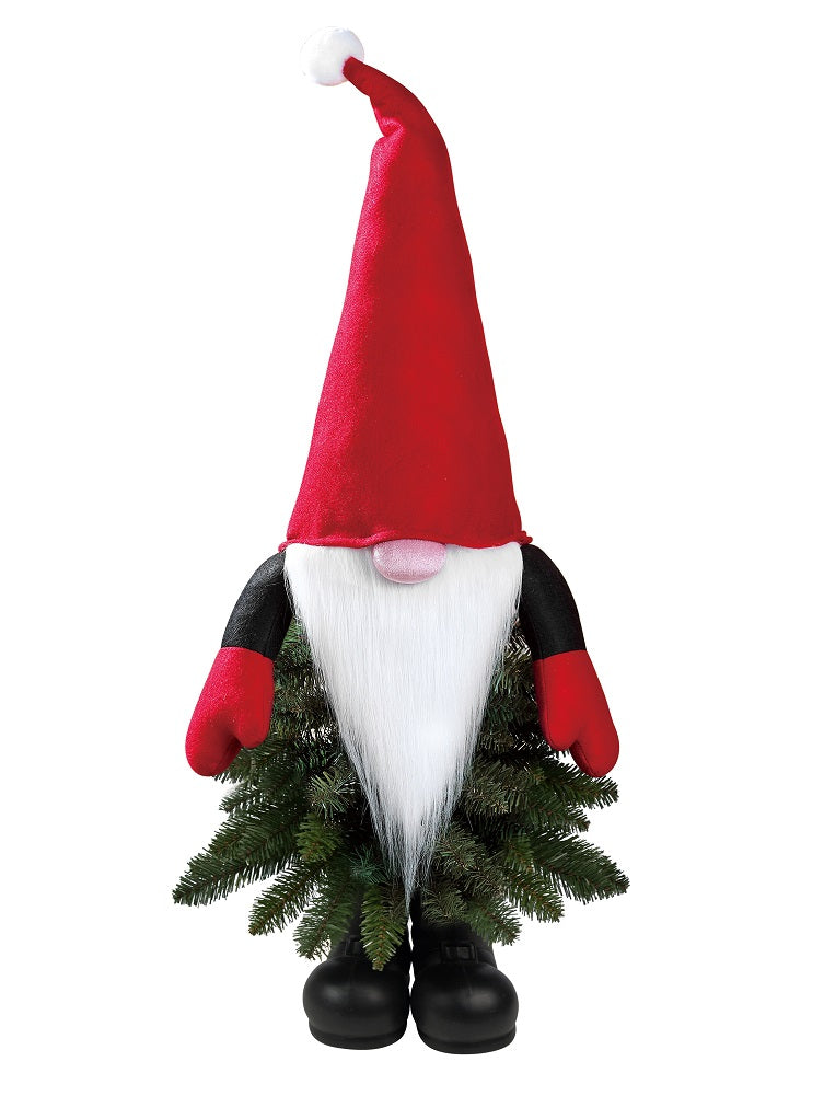 Holiday Time 3-Foot Gnome Christmas Tree (Un-Lit)