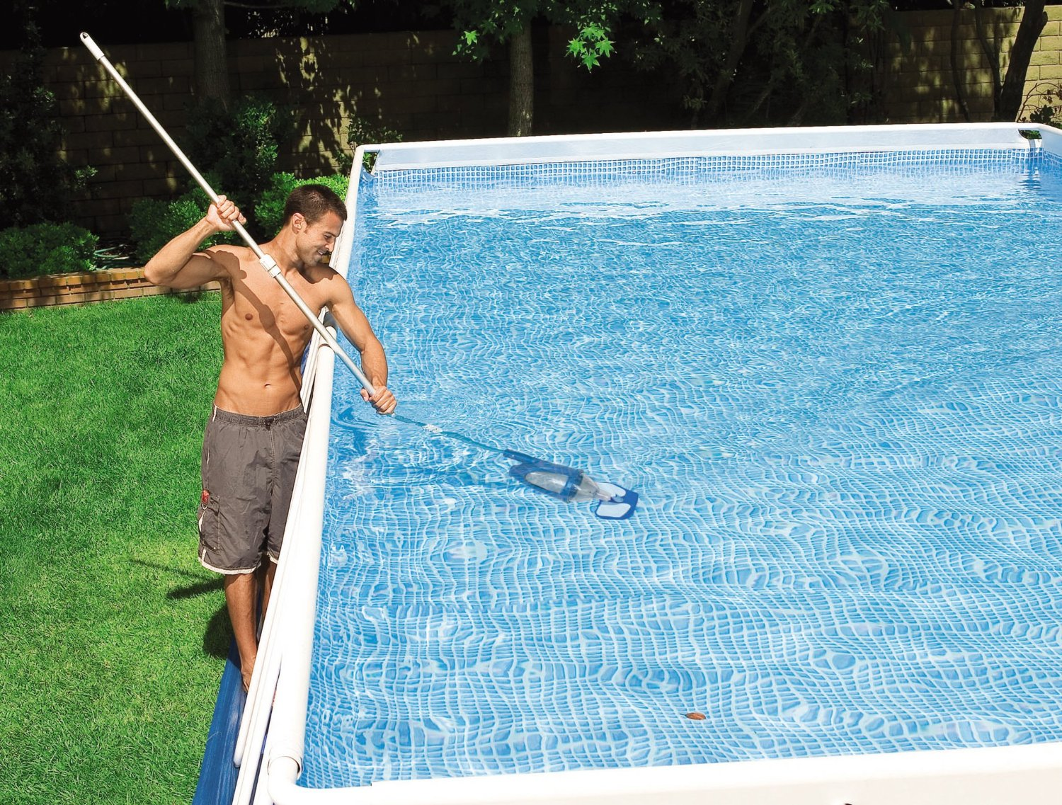 Intex Deluxe Pool Maintance Kit New 2012