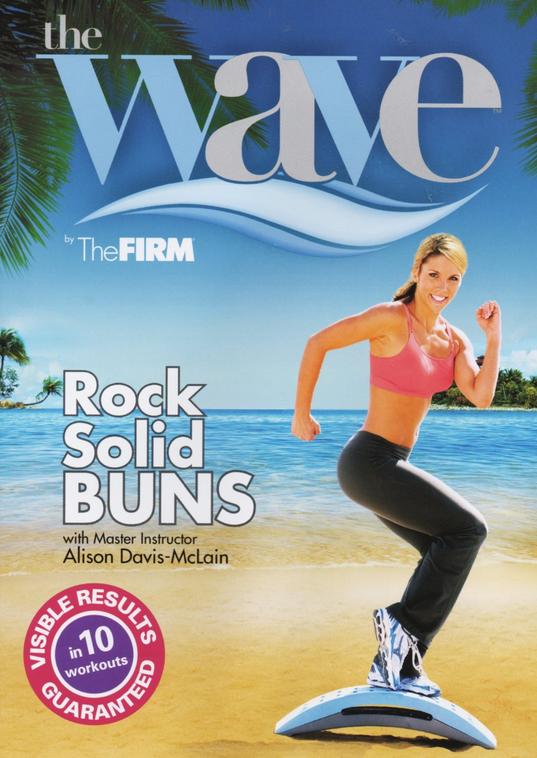 The WAVE by The FIRM Rock Solid Buns DVD 2008