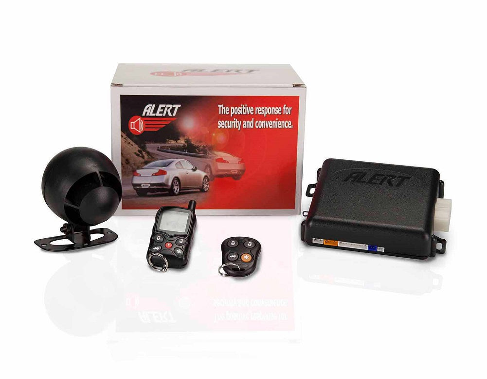 ALERT Deluxe Two Way Remote Starter & Security System