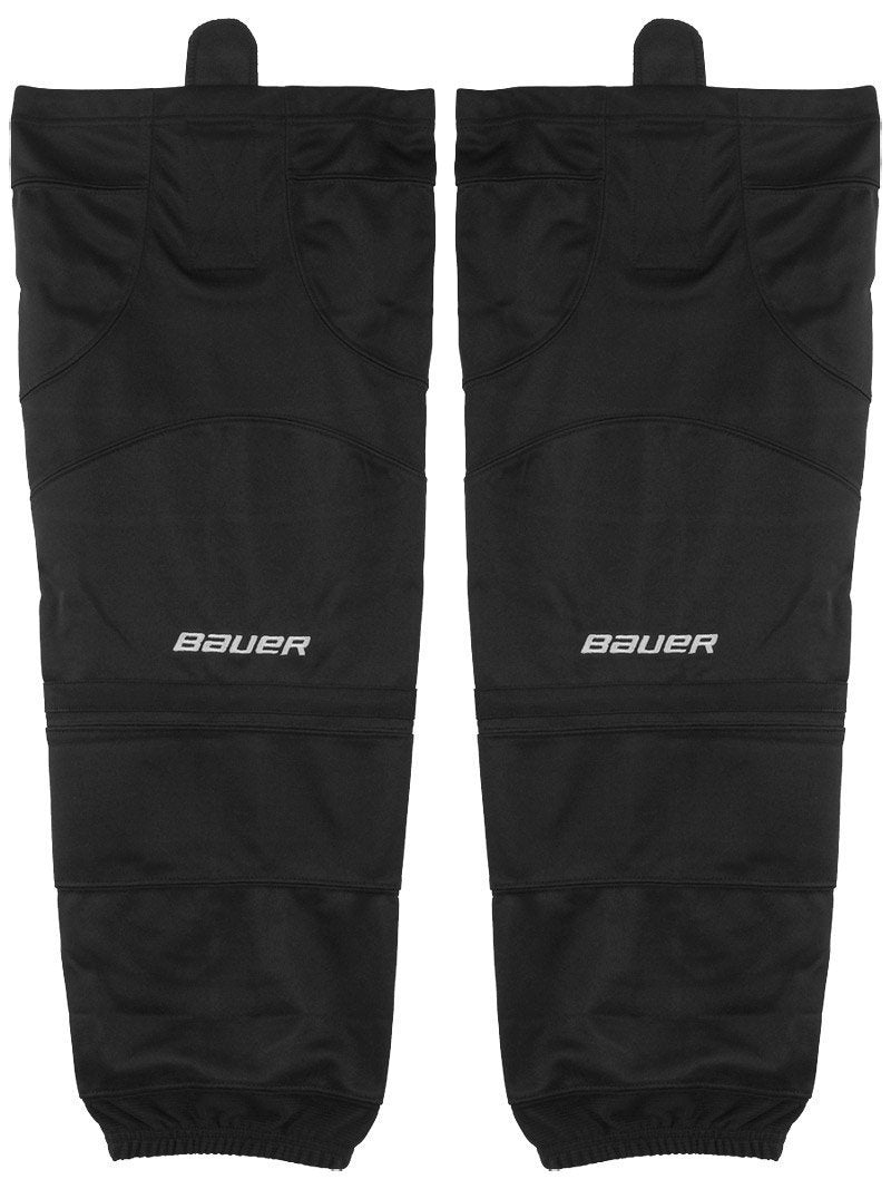 Bauer Youth Premium Practice Hockey Socks BLACK, S-M