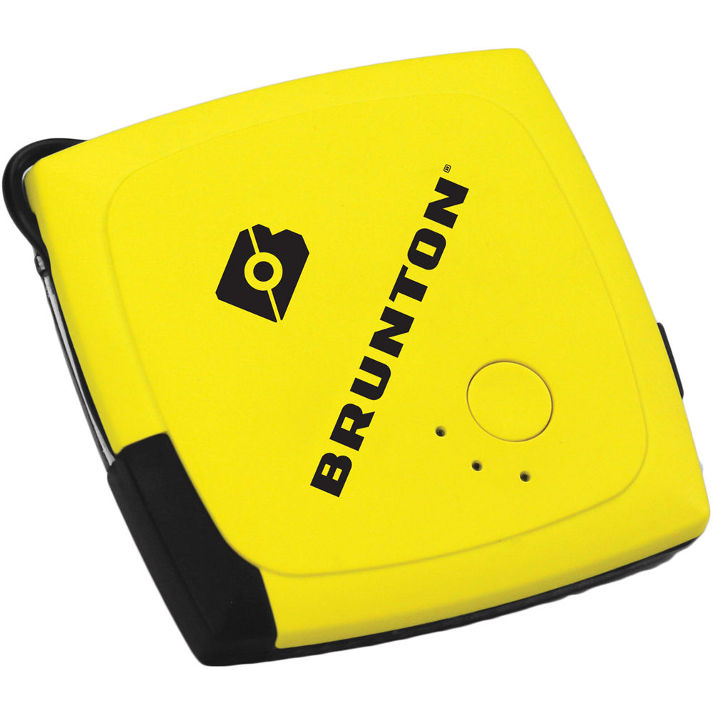 Brunton Pulse 1500 Take Anywhere Power Booster, Yellow