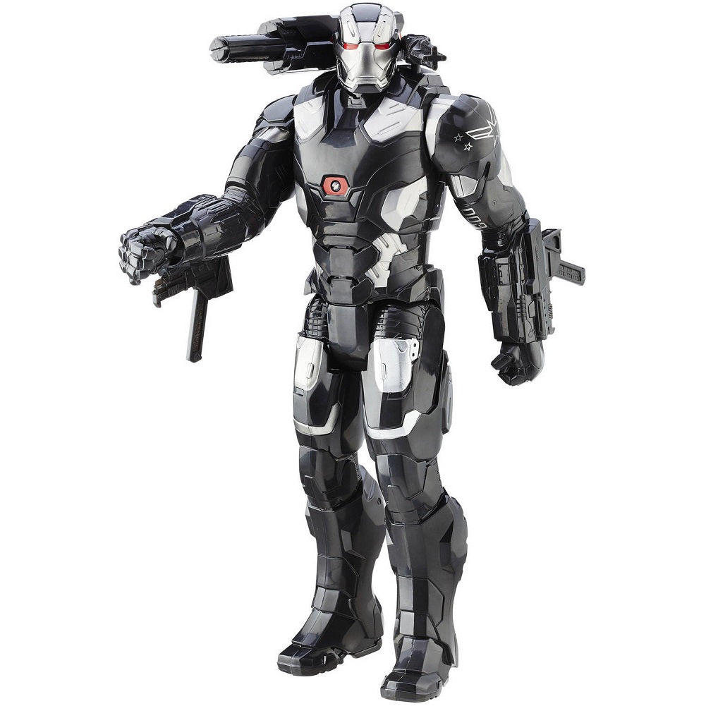 Marvel Titan Hero Series Marvels War Machine Electronic Figure