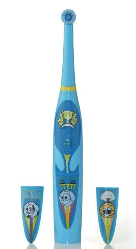 Dazzlepro Kids Rotary ToothBrush Sports Edition