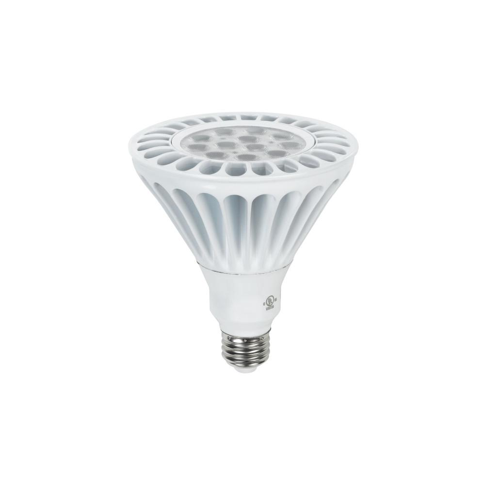 Duracell Brand 85W Equivalent Cool White PAR38 Dimmable LED Spot Light Bulb