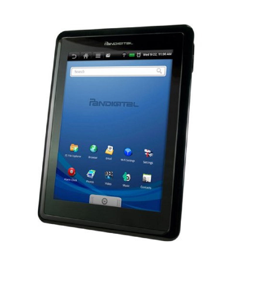 "Pandigital 7"" Media Tablet 2GB"