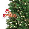 Mr. Christmas Animated Elf Kickers Christmas Decoration, 16 in